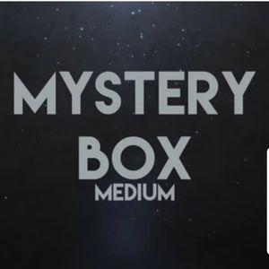 Size medium mystery box